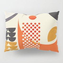 Mid-century no1 Pillow Sham