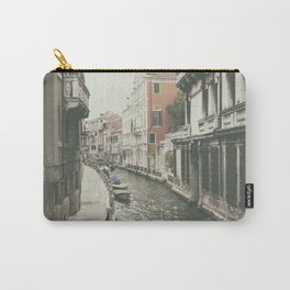 Venice canal, Italy Carry-All Pouch