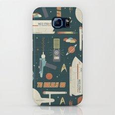 To Boldly Go... Slim Case Galaxy S6