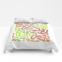 Psychedelia Aquatica Comforters