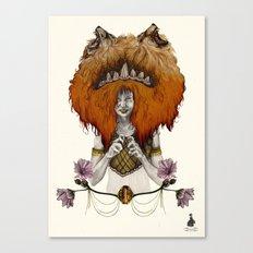 L  E  O [in colour] Canvas Print