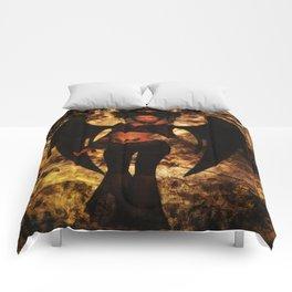 gothic dream Comforters