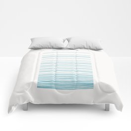 Linear Gradation - Pool Comforters