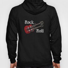 Rock and Roll Guitar Hoody