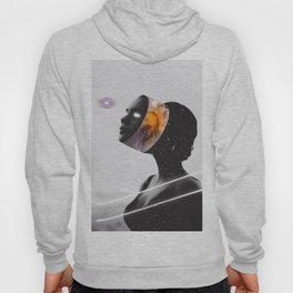 Cosmic Woman from Other Space Hoody