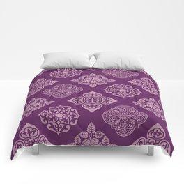 BOHEMIAN TILE Comforters
