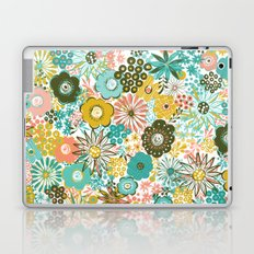 February Floral Laptop & iPad Skin
