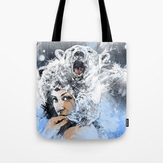 Arctic Tears Tote Bag