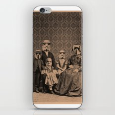 Meet the Troopers iPhone & iPod Skin