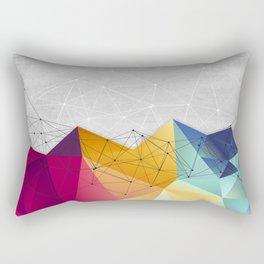 Polygons on Concrete Rectangular Pillow
