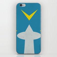 Veemon iPhone & iPod Skin