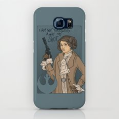 She's Young, Scrappy, and Hungry. Slim Case Galaxy S6