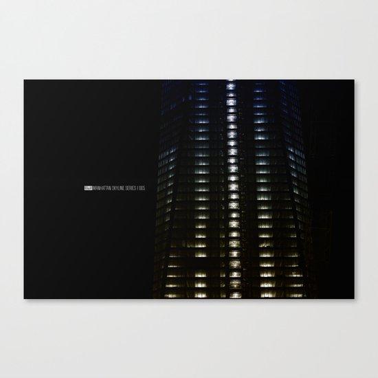 Manhattan Skyline Series 005 Canvas Print