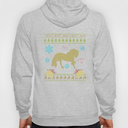 Friesian Horse Shirt Ugly Christmas Sweaters Shirt Hoody