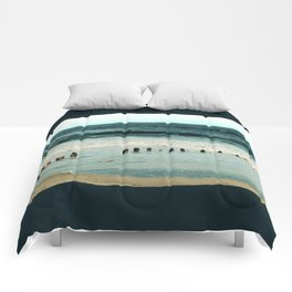 pier 9 Brooklyn Coney Island Comforters