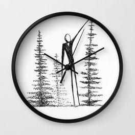 Inktober 2018: Day 26 Wall Clock
