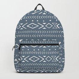 boho spirit: blue Backpack