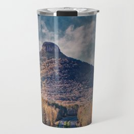 Pilot Mountain Travel Mug