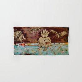 Tangled Fate Hand & Bath Towel