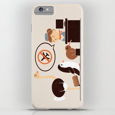 The No-Fly List iPhone 6 Plus Slim Case