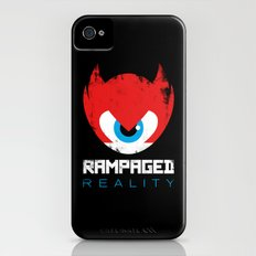 Rampaged Reality iPhone (4, 4s) Slim Case