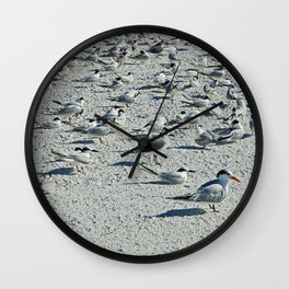 Everything You Want is Within Reach Wall Clock