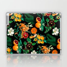 Fruit and Floral Pattern Laptop & iPad Skin