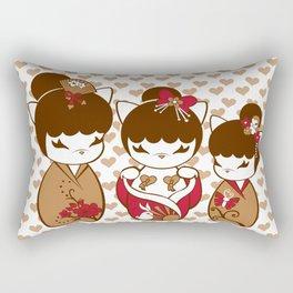 Sweetest Blossom  Rectangular Pillow