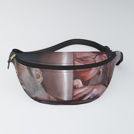 Walter White Takes A Life - Breaking Bad Fanny Pack
