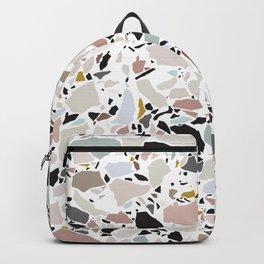 Terrazzo Pattern II. Backpack