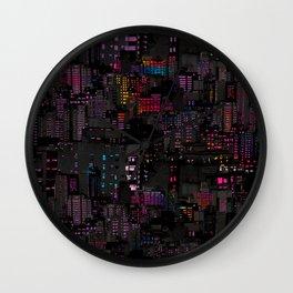 Urbanist Wall Clock