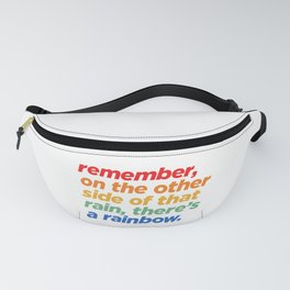 Bright Side Fanny Pack