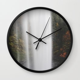 Wish Wall Clock