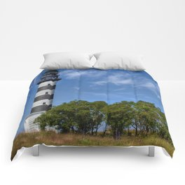 Osmussaare Island Lighthouse Comforters