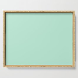 Mint Green Serving Tray