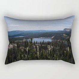 High Uintas Rectangular Pillow