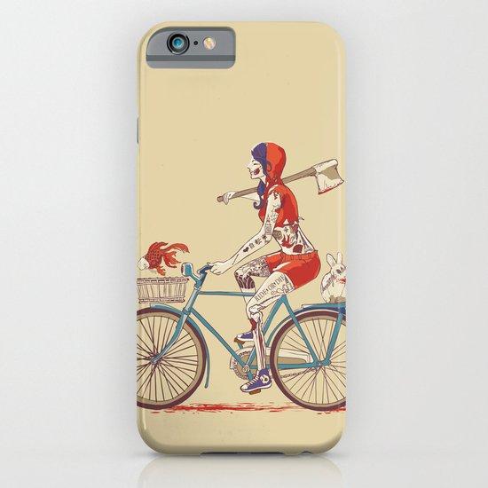 Death Ride iPhone & iPod Case