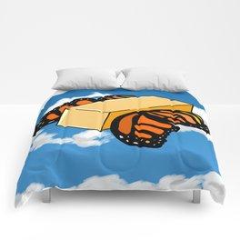 Butter Flys Comforters
