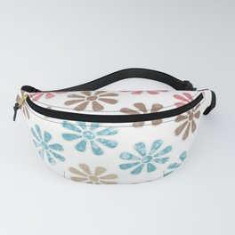 Lovely Floral Pattern Fanny Pack