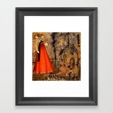 HANBOK II Framed Art Print