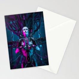 The Quantum Zen Queen Stationery Cards
