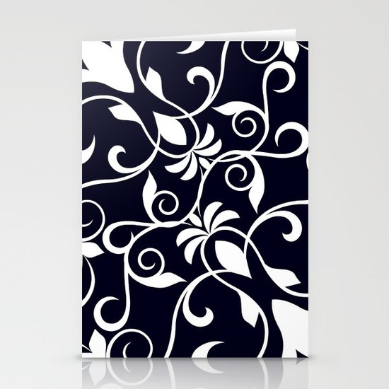 flower pattern? Stationery Cards