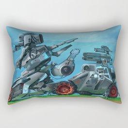 All Terrain Tactical Mech Rectangular Pillow
