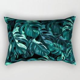 TROPICAL GARDEN XII Rectangular Pillow