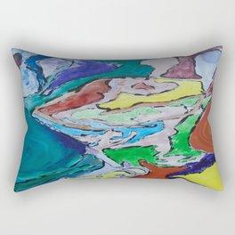 Puzzle Rectangular Pillow