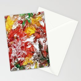 Tenderness of Autumn Stationery Cards