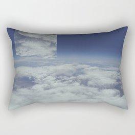 Mirrors relections_2 Rectangular Pillow