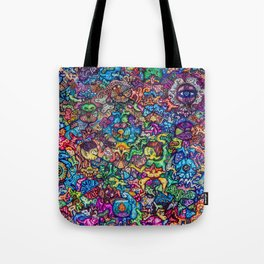 Seemingly Random Tendencies Tote Bag