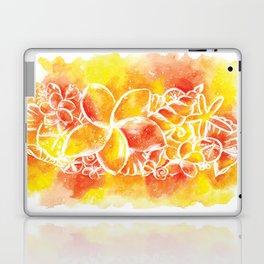 Galaxy Tropical Laptop & iPad Skin