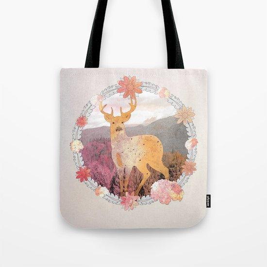 FLORA & FAUNA Tote Bag